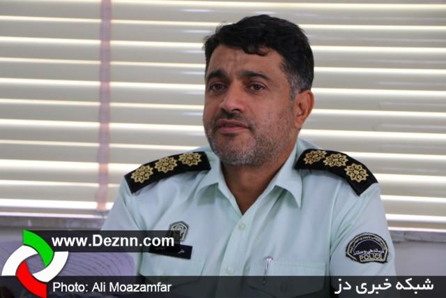 دستگیری باند 12 نفره اراذل و اوباش در دزفول