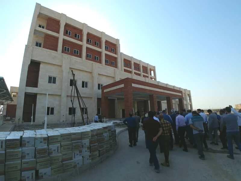 یکهزارو ۱۰۰ میلیارد ریال صرف ساخت بیمارستان تامین اجتماعی دزفول شد