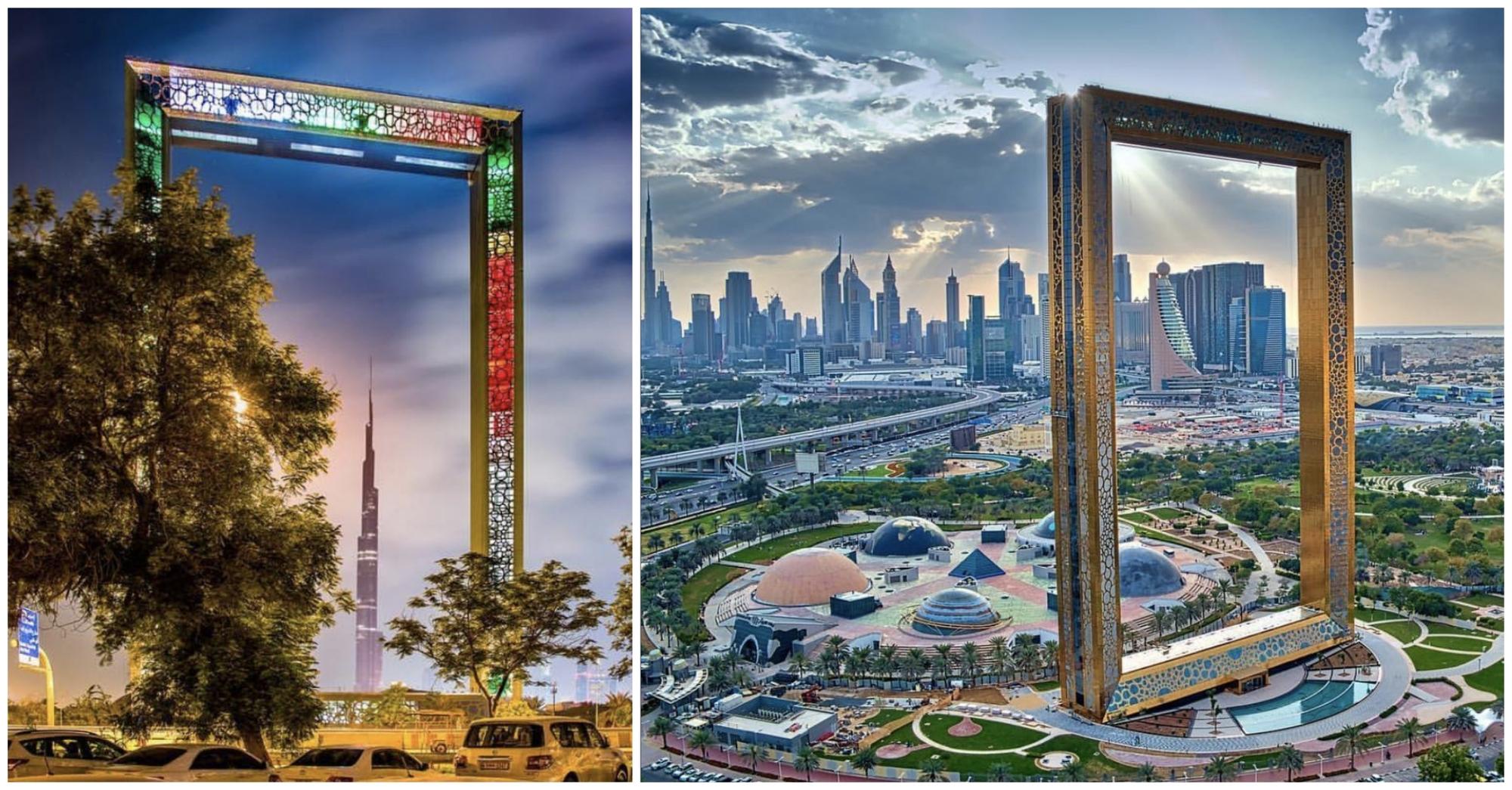  قاب عکس دبی نماد زیبایی